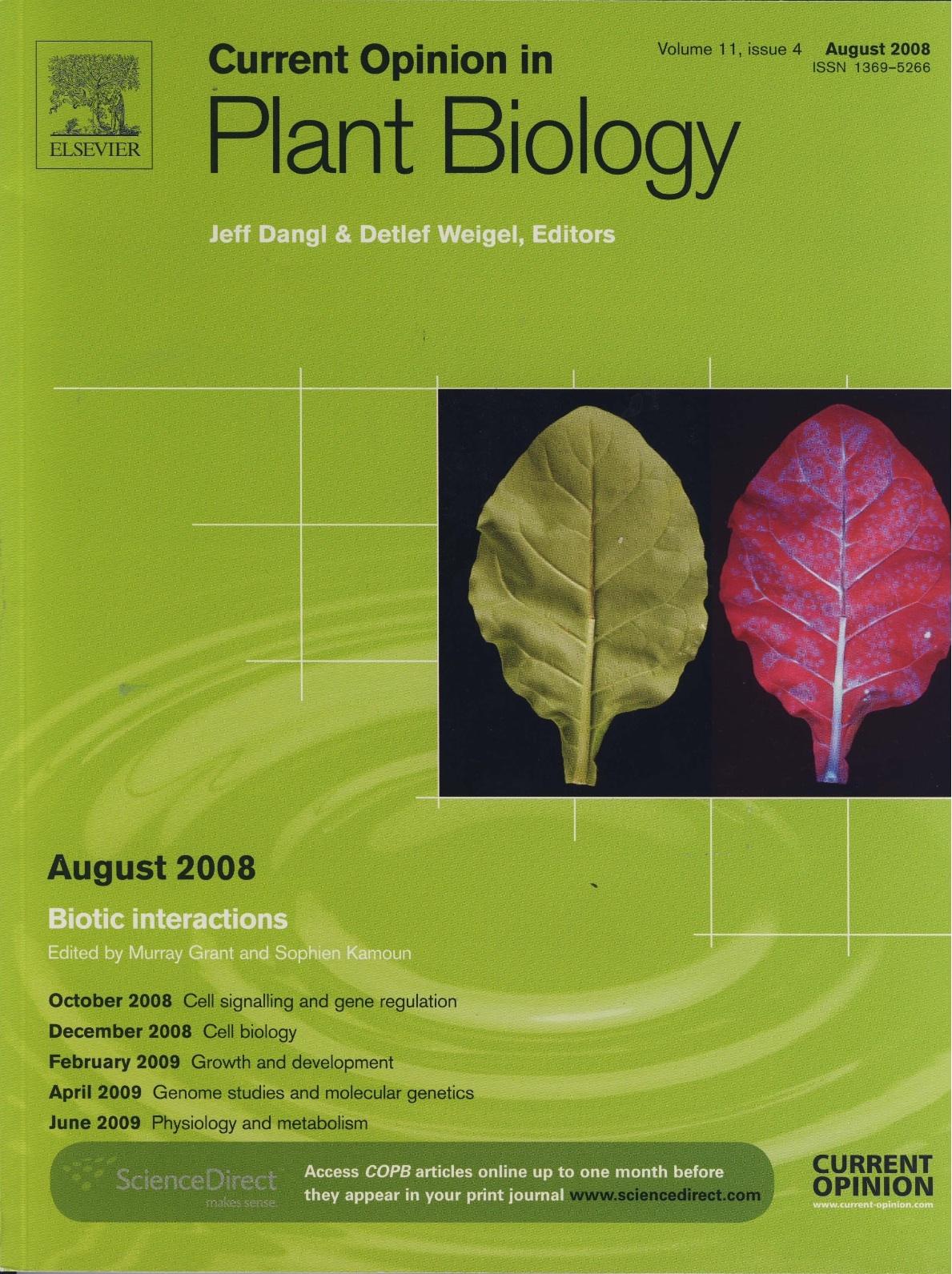 Kamoun Lab Web Page